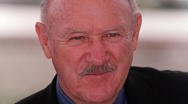 Gene Hackman suffered 'minor bumps and bruises' after being hit while riding his bicycle