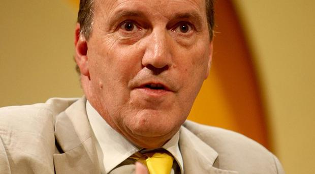 Simon Hughes says planned housing benefit reforms would incentivise parents to live apart