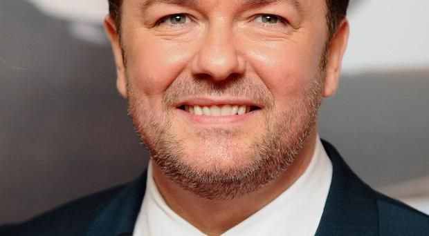 Ricky Gervais said he wouldn't have targets at this year's Golden Globes - instead he'd have 'subjects'