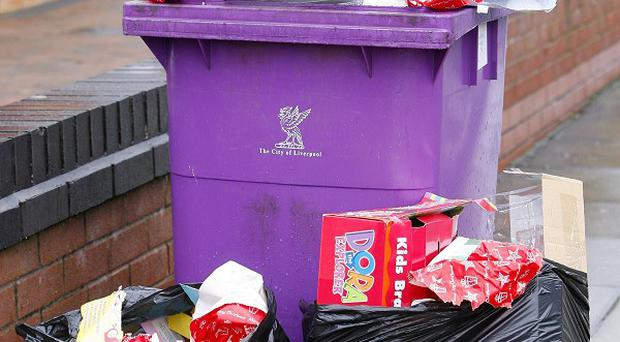 The Government is launching a consultation on fines for making 'innocent mistakes' when putting out their bins
