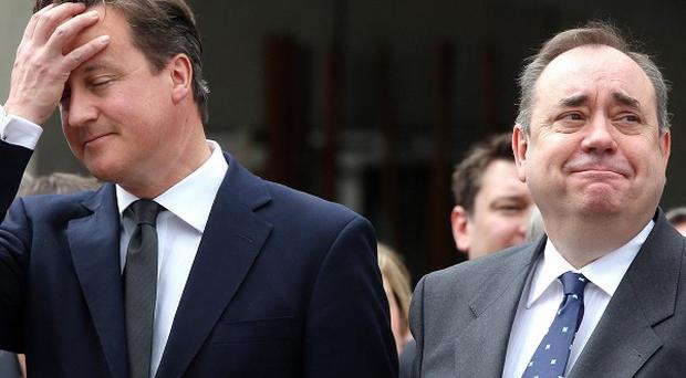 David Cameron and Alex Salmond are expected to meet to discuss a referendum on Scottish independence