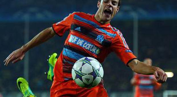 <b>Cesar Azpilicueta</b><br /> Spain's third choice right-back Cesar Azpilicueta has made 19 appearances for Marseille since his move from Osasuna in 2010. A £12m bid has allegedly been sanctioned by Roman Abramovich for Villas-Boas to sign the 22-year-old to ease his defensive problems. The full-back was sidelined for six months last season after rupturing his anterior cruciate ligament.