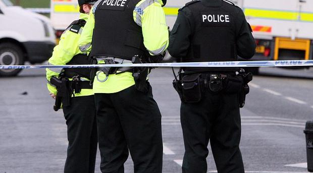 A soldier from Britain was visiting a girlfriend in Belfast when dissident republicans slipped a bomb beneath the seat of his car