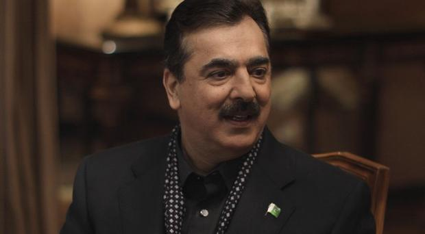 Pakistani Prime Minister Yousuf Raza Gilani has been ordered to appear before the country's Supreme Court (AP)