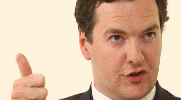 The Government is doing everything it can to deal with the economic crisis, Chancellor George Osborne has said