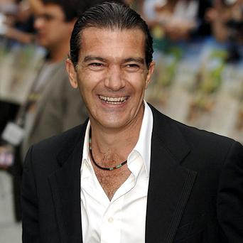 Antonio Banderas is currently starring in new film Haywire