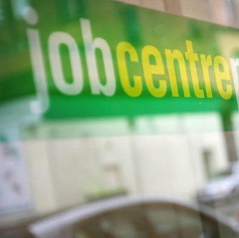 Fresh cuts in public spending will make finding a job much harder this year, the TUC has said