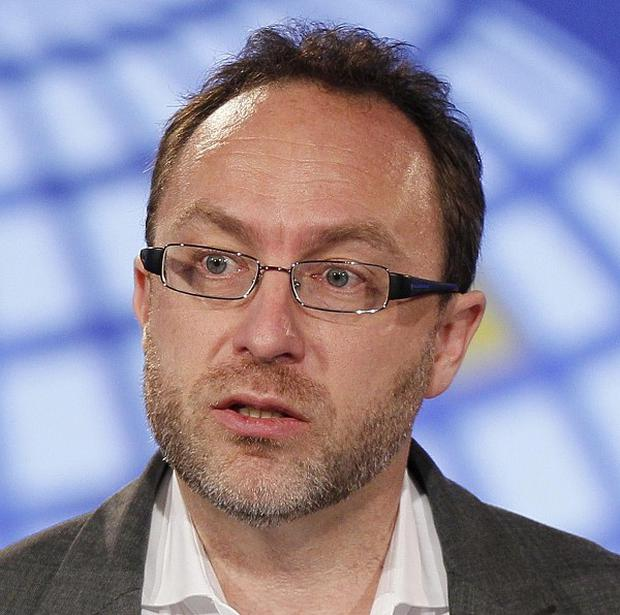 Jimmy Wales announced the move on Twitter