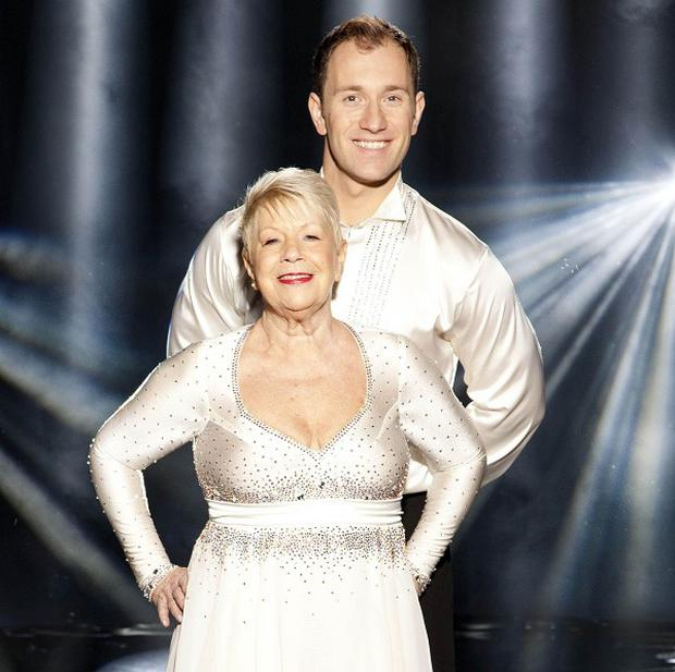 Laila Morse didn't want Lukasz Rozycki to be her 'crutch'