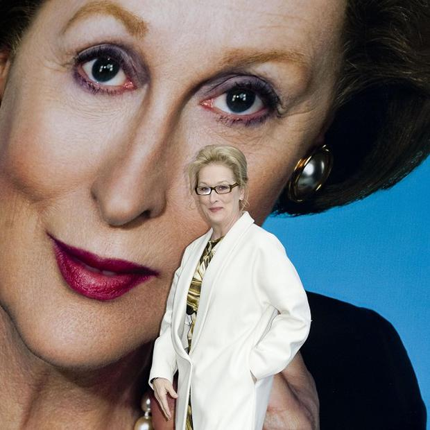 Meryl Streep has been nominated for a Bafta for her role in The Iron Lady