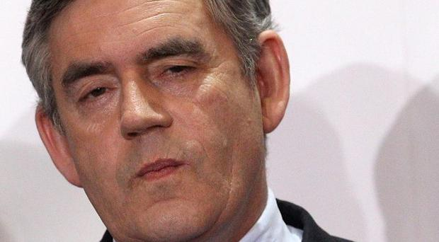 The Sunday Times has admitted that someone impersonated Gordon Brown in order to obtain private information