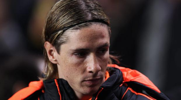 Fernando Torres has been linked with a move to Paris St-Germain