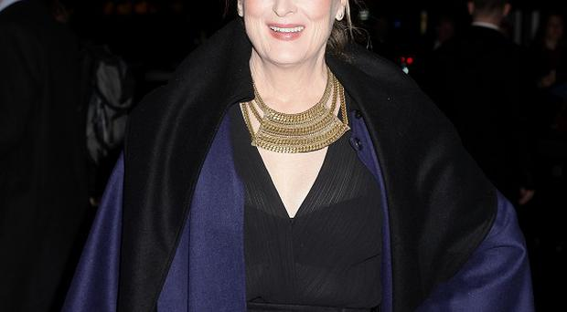 Meryl Streep has been nominated for a Bafta