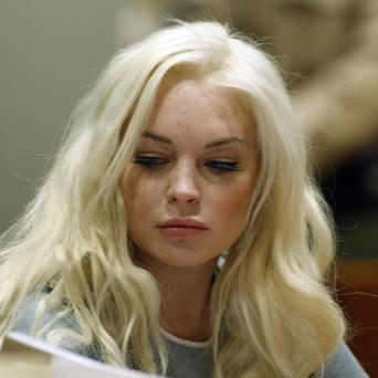 Lindsay Lohan has been given another good report in court