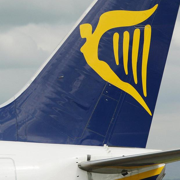 Ryanair has outlined plans to almost double the number of passengers it carries and stretch its reach across Europe