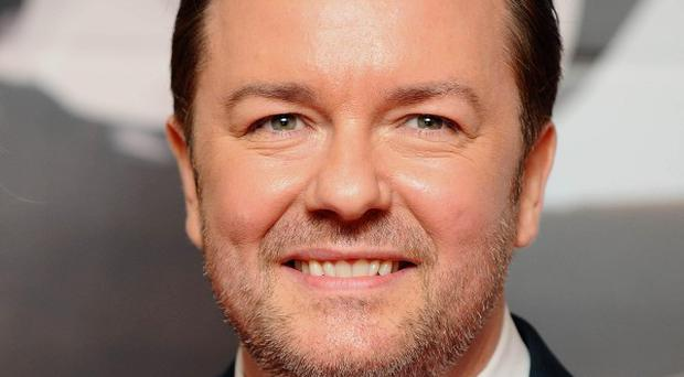 Golden Globes host Ricky Gervais came under fire for not being funny enough at this year's event