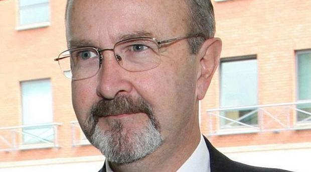 Police Ombudsman Al Hutchinson is to return home to Canada at the end of March