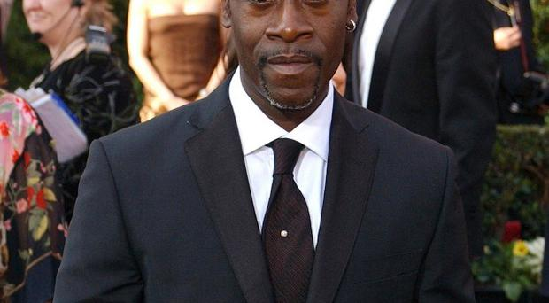 Don Cheadle reprises his role in Iron Man 3