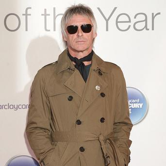 Paul Weller has named his twin sons after his musical heroes