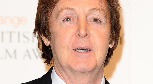 Paul McCartney's new album is called Kisses On The Bottom