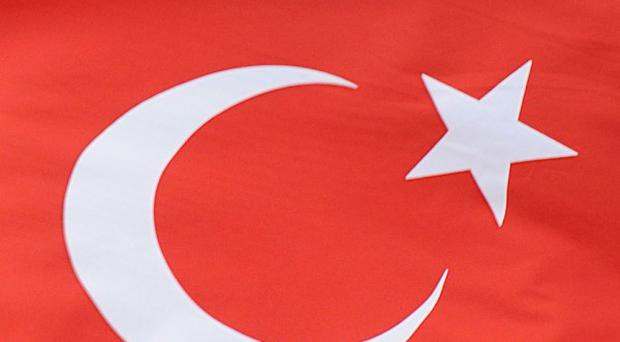 A bomb blast in Turkey apparently targeted police