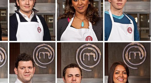 The final 12 MasterChef contestants have been unveiled