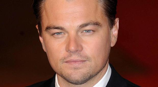 Leonardo DiCaprio is a fan of Dame Judi Dench