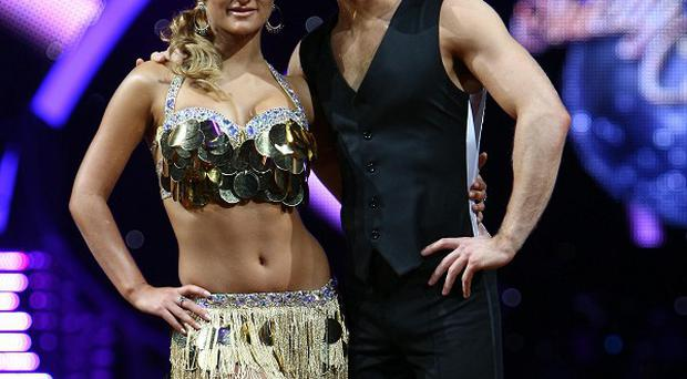 Harry Judd and partner Aliona Vilani are heading off on the Strictly Come Dancing Live Tour