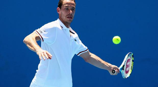 Michael Llodra has been described by Andy Murray as 'up there with the most nuts guys on tour'