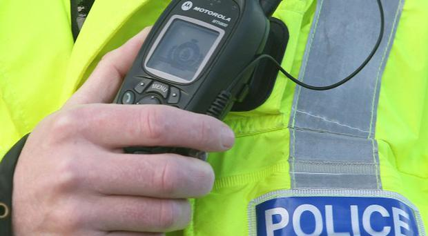 Two men have been detained over the death of a man in Glasgow