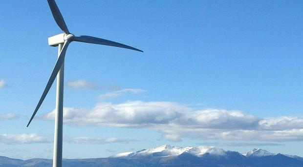 The council warned the benefits from renewable energy like wind are not being seen by customers