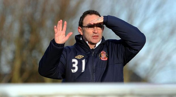 Martin O'Neill goes head-to-head tomorrow with Brendan Rodgers