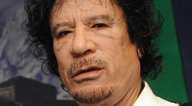 International inspectors have found a stockpile of chemical weapons in Libya that had not been declared by Muammar Gaddafi
