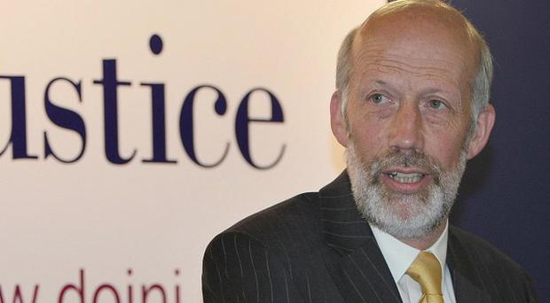 Justice Minister David Ford has unveiled plans to reform sentencing