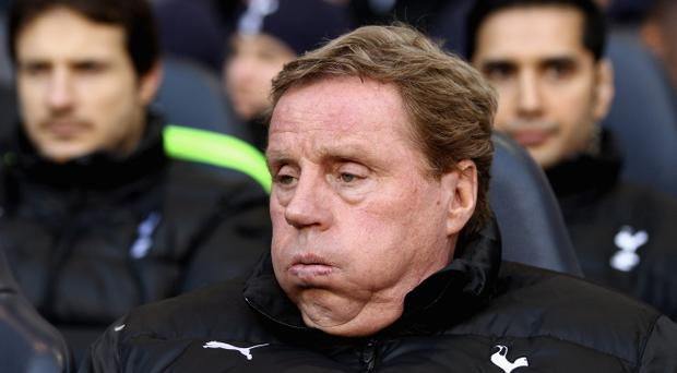 Harry Redknapp said that it was impossible for Spurs to compete with City given the wages paid by the Abu Dhabi-owned club