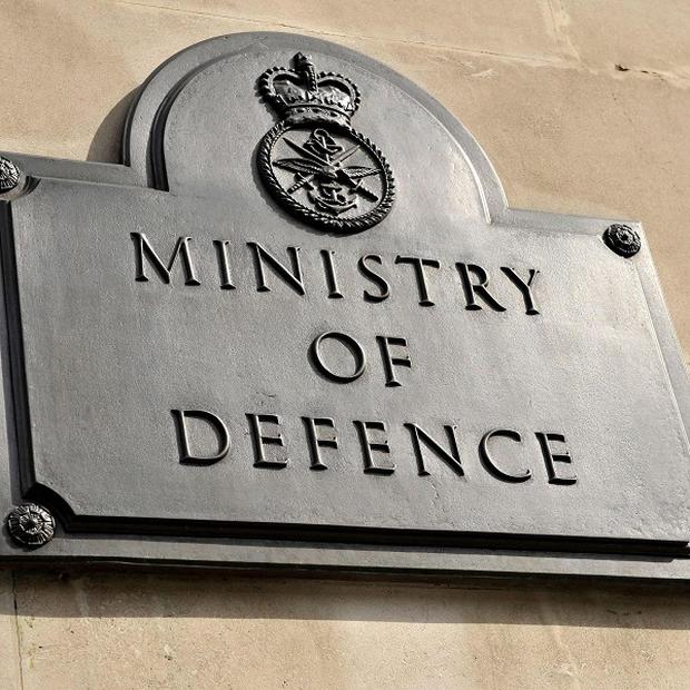 The Ministry of Defence has paid out 75 million pounds to civil servants made redundant over the past three months