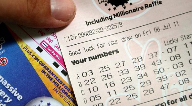 A UK-based ticketholder has won nearly 41 million pounds on the EuroMillions draw, Camelot said
