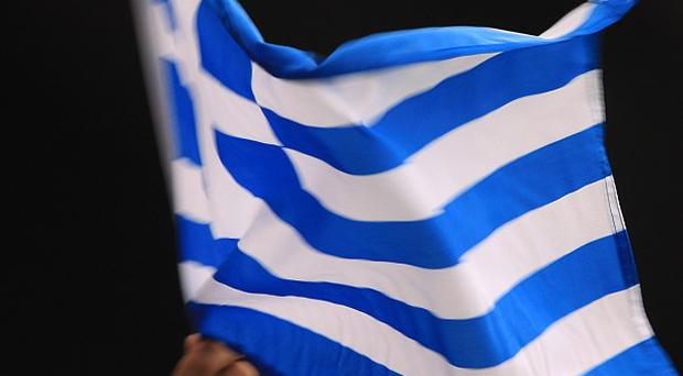 Negotiations with private creditors aimed at lightening Greece's debt load have been suspended unexpectedly
