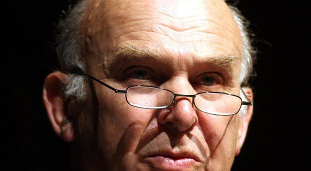 Business Secretary Vince Cable said a mansion tax is 'a very good idea'