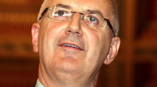 Danny Kennedy has announced the extension of a cashless parking system