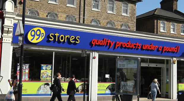 Budget retailer 99p Stores has thrived during the economic downturn
