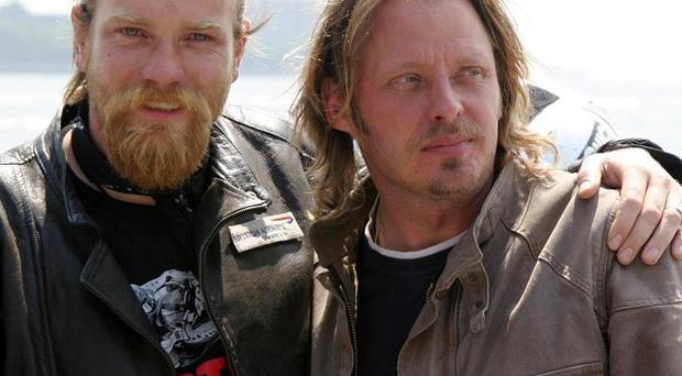 Charley Boorman and Ewan McGregor are keen to do a new trip