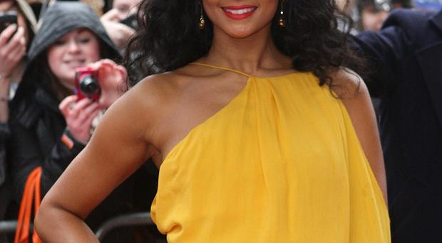 Alesha Dixon was previously a judge on Strictly Come Dancing