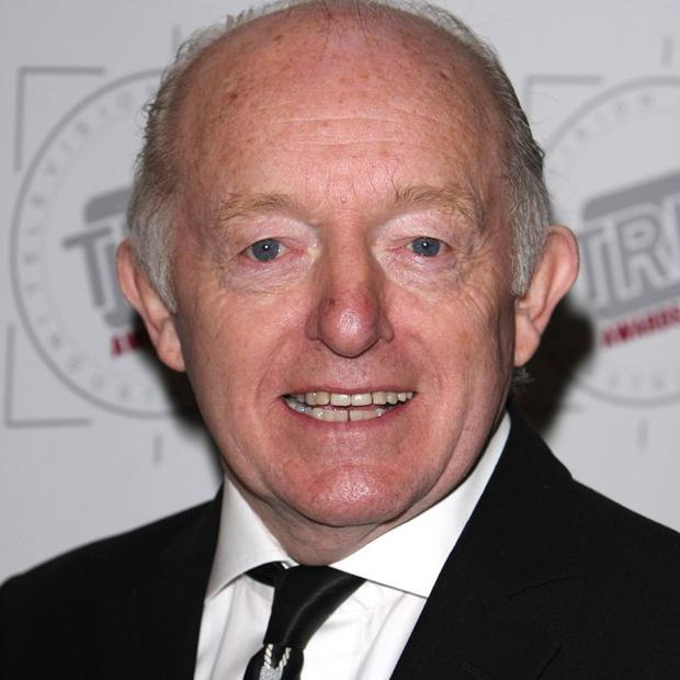 Magician Paul Daniels accidentally sliced off the top of his finger with a circular saw