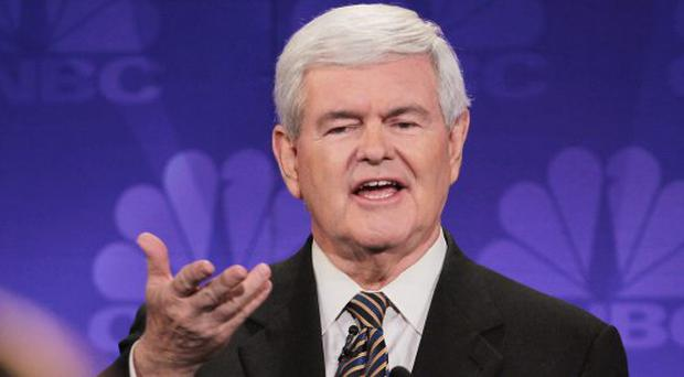 Newt Gingrich speaks the political language of deeply conservative voters (AP)