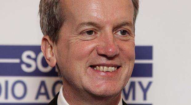 Frank Skinner says he's still a little insecure