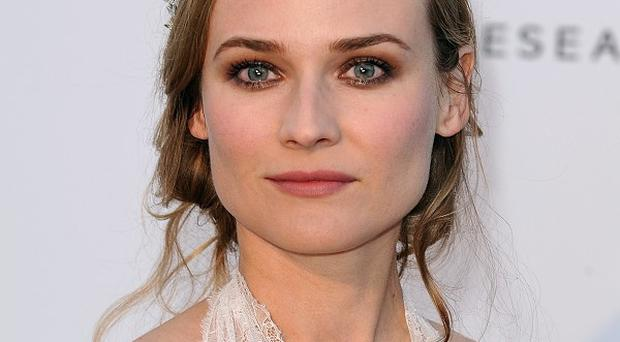 Diane Kruger would play an invading soul in the film