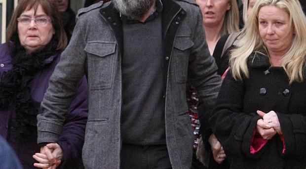 Colin Duffy has been acquitted of murdering Patrick Azimkar and Mark Quinsey