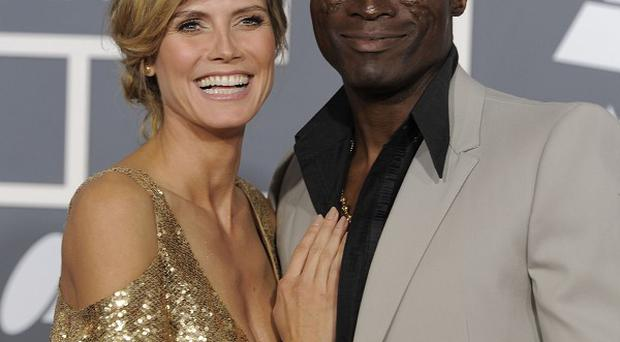 Heidi Klum and Seal have split after 'much soul searching'