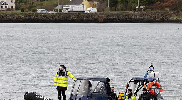 The Coast Guard and Garda have expanded their search for fishermen believed drowned off the coast of Co Cork